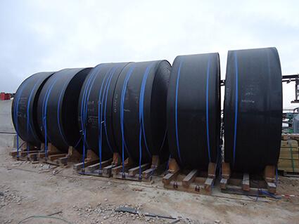 Резинотканевые конвейерные ленты от ООО «Росимпорт Торговый Дом»